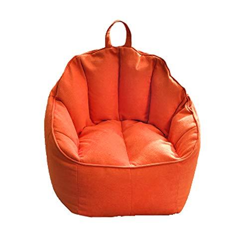 CLLC Balkon luxe sofa-zitzak sofa, een kleine bank op de vloer in bed & Breakfast-kamer, eenvoudige stoel in de woonkamer.