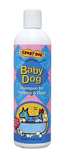 Crazy Dog Baby Dog Shampoo 12 fl. oz
