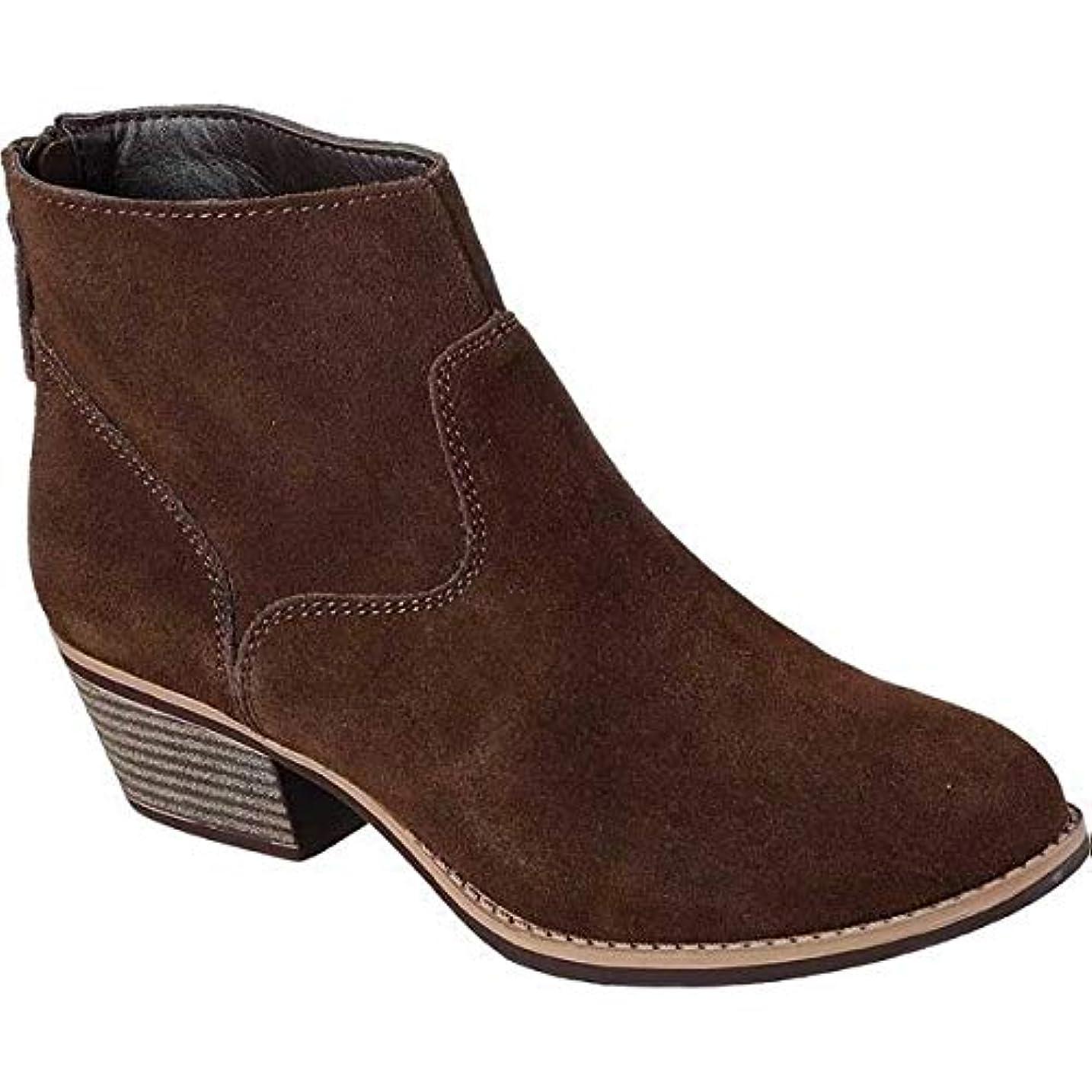 かすれた疑い者スカウト[スケッチャーズ] レディース ブーツ&レインブーツ Lasso Ankle Boot [並行輸入品]