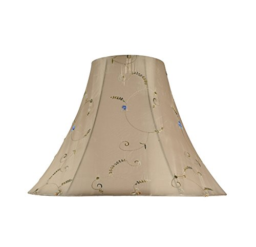 Aspen Creative 30048 - Lámpara de construcción con forma de campana de transición (15,2 x 40,6 x 30,5 cm)