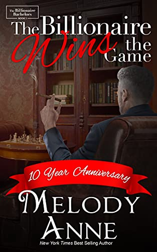 The Billionaire Wins the Game (The Andersons, Book 1) (Billionaire Bachelors series)