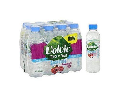 Volvic - Tof Summer Fruits Sugar Free 500Ml x 3