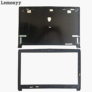 جراب CRISTY-CASE لـ MSI GE72 2QD APACHE PRO MS-1792 Series غطاء خلفي علوي/غطاء حافة LCD (لا ينطبق GE72-2QF GE72-6QE) GHO-3...