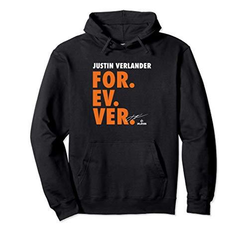 Justin Verlander Forever Baseball Sports - Apparel Pullover Hoodie
