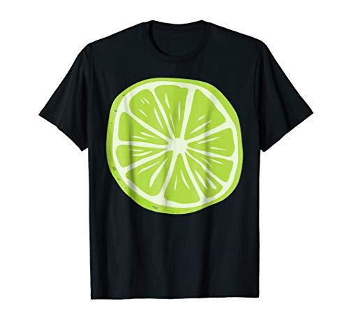 Lime Halloween Costume T-Shirt Fruit Salad Men Women Couples