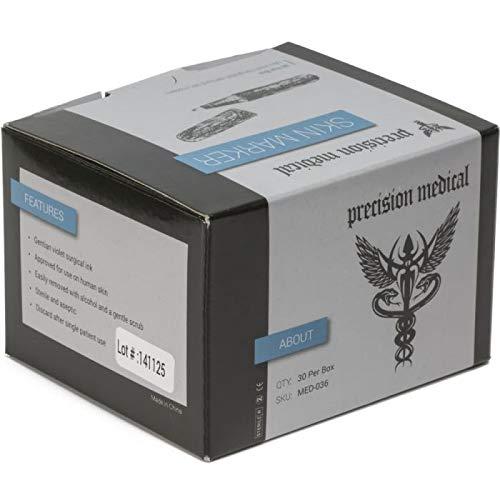 Mini Surgical Skin Marker - Sterilized and Interchangeable - Price Per Box
