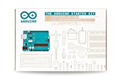 It's a quick and easy way to get started with the learning of STEAM subjects at home, and it can be used to think critically, learn collaboratively, and solve problems. This kit walks you through the basics of Arduino and electronics in a hands-on wa...