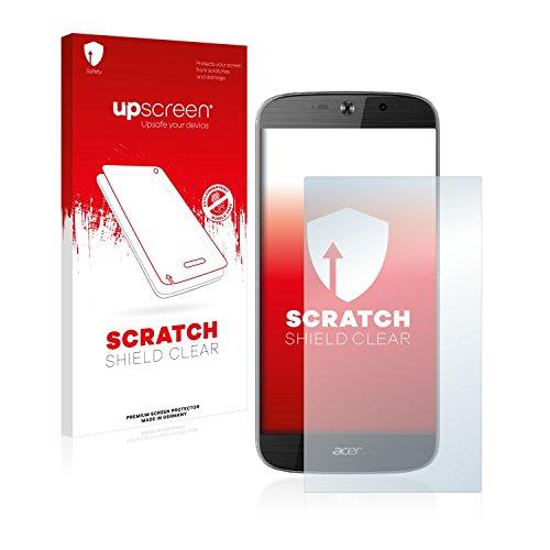 upscreen Schutzfolie kompatibel mit Acer Liquid Jade Primo – Kristallklar, Kratzschutz, Anti-Fingerprint