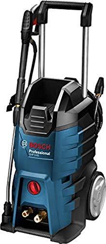 Bosch Professional GHP 5-65 - Hidrolimpiadora de alta presión (160 bares, 520 l/h, 2 lanzas)