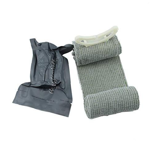 GGOOD 1pc Trauma Bandage Israelischen Notfall Bandage Erste-Hilfe-Werkzeug Medizinische Kompressionsbandage Notfall Trauma Bandage Für Outdoor-Survival-Battle (4 Zoll) Für Outdoor Sports