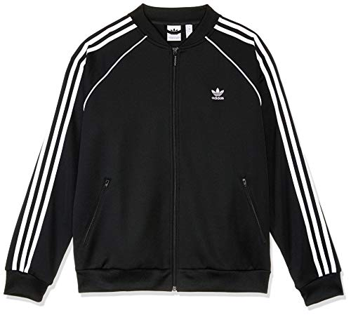 Adidas - Sst Tt - Haut de survêtement - Femme - Noir - FR: 36