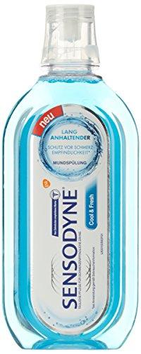 Sensodyne Cool & Fresh Mundspülung für schmerzempfindliche Zähne, 500 ml