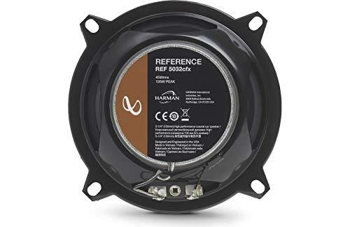 "Infinity Reference 5032CFX 5-1/4"" 2-Way Car Speakers - Pair"