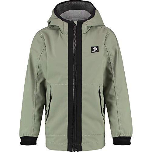 Vingino Jungen Softshelljacke Outdoorjacke Jacke TONIO light olive (128)