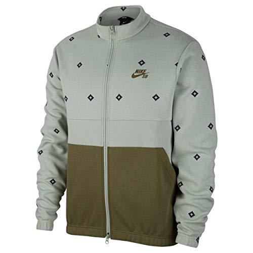 Nike SB Dry Print Track Jacket Sweatshirt für Herren (Medium)