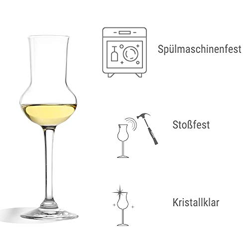 Stölzle Lausitz Grappagläser - 2