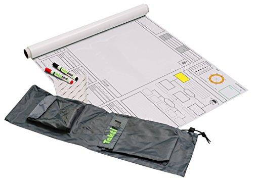 Taktifol T-HW-2502 Starterset mit 25 Bogen, Stiften, Tasche und Reinigungstuch