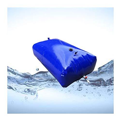 Almacenamiento de agua Plegable Al Aire Libre Contenedor Vejiga De Agua De PVC Gran Capacidad Sin BPA Patio Cámping Tamaño Personalizado ZLINFE (Size : 4000L/3x1.7x0.8M)