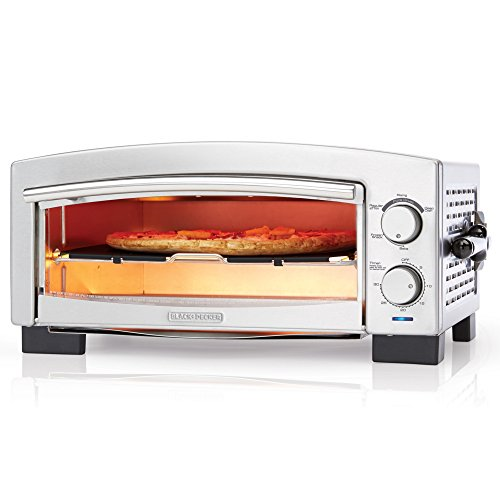Black & Decker P300S Toaster Ovens, 1, Silver