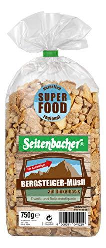 Seitenbacher Bergsteiger Müsli, 3er Pack (3 x 750 g)