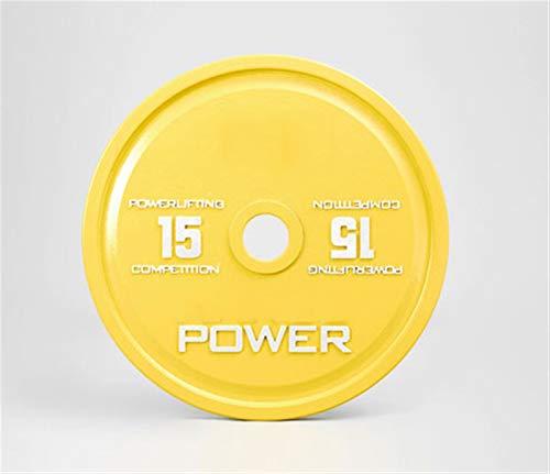 Power Levantamiento de la placa de la placa de la placa de la placa de la placa de la placa de la fitness es adecuado para el entrenamiento de la fuerza doméstica de la resistencia al levantamiento de