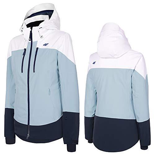 4F Dermizax 20 000 Membran Toray Primaloft Damen Hightech Skijacke Winterjacke Jacke (S)