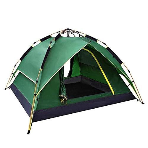 Carpas, necesidades al aire libre, salidas de prim Tiendas de campaña para acampar Tienda de campaña a prueba de camping, 3 ~ 4 personas, Tienda de camping, lluvia Top Impermeable, Tienda de camping i