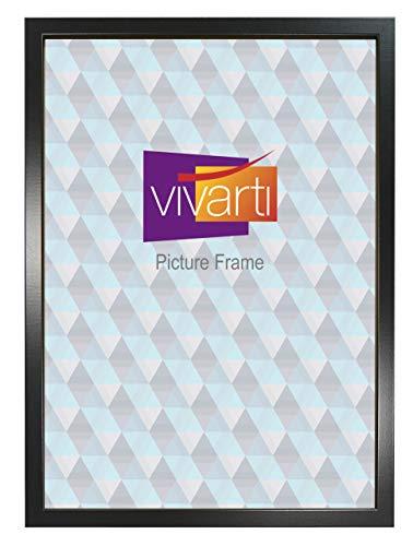 Matt zwarte doos fotolijst, A2-formaat, 59,4 x 42 cm,