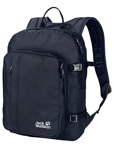 Jack Wolfskin Rucksack CAMPUS Bookpack Rucksack, night blue, ONE SIZE, 2007481-1010