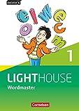 English G Lighthouse - Allgemeine Ausgabe - Band 1: 5. Schuljahr: Wordmaster mit Lösungen - Vokabellernbuch