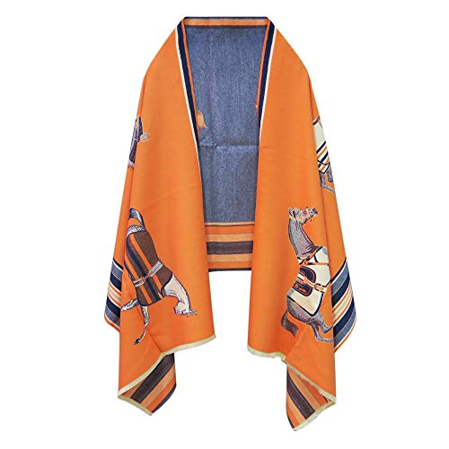 EXTREE Scarfs for Women Pashmina Silky Shawl Wrap for...