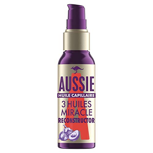 Aussie, Huile Capillaire Miracle Reconstructor, Soin...