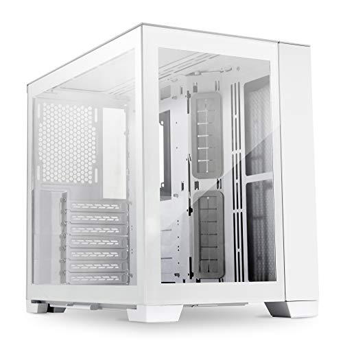 Lian Li O11 Dynamic Mini Snow Edition, Midi-Tower, Tempered Glass - weiß