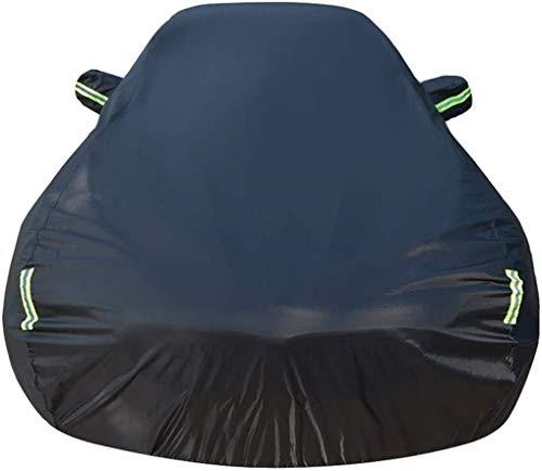 Funda para coche compatible con Buick Regal, resistente al agua, al viento, al polvo, a los arañazos, transpirable, protección solar UV y todo tipo de clima.