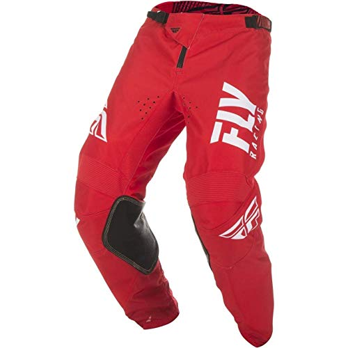 Fly 2019 Kinetic Shield Pantalon pour enfant (Rouge/blanc)