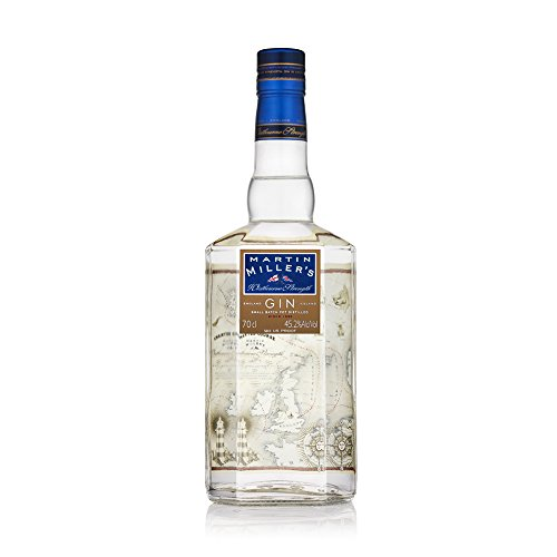 Martin Miller's Westbourne - Botella Ginebra 700 ml