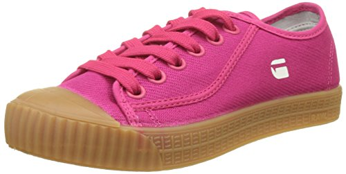 G-STAR RAW Damen Rovulc Low Sneaker, Pink (Bright Bazooka 7178), 38 EU