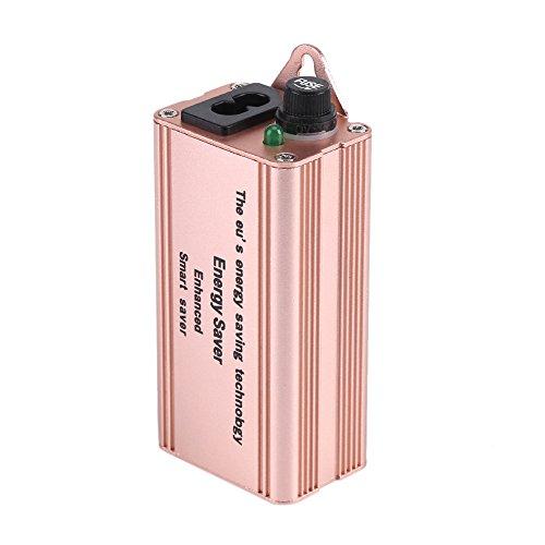 DEWIN Haushaltsstromsparer, Intelligente TV-Lampe Kühlschrank Strom Energiesparbox Gerät für Zuhause Hotel Bar Company Shops Factory