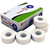 Dynarex Corporation 3562-12 Cloth Surgical Adhesive Tape 1'' x 10 yds. 12-Pack