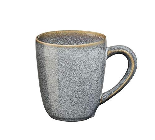 ASA 27061118 SAISONS Henkelbecher, Keramik, Denim