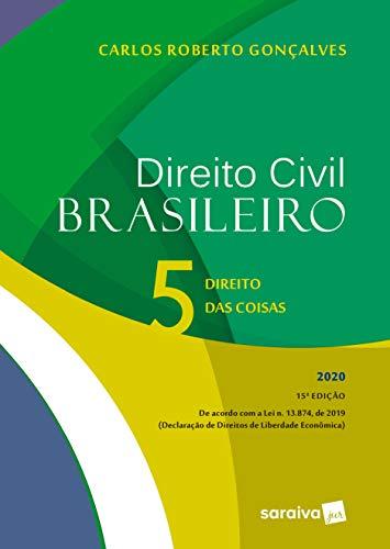 Direito Civil Brasileiro V 5 - Direito Das Coisas