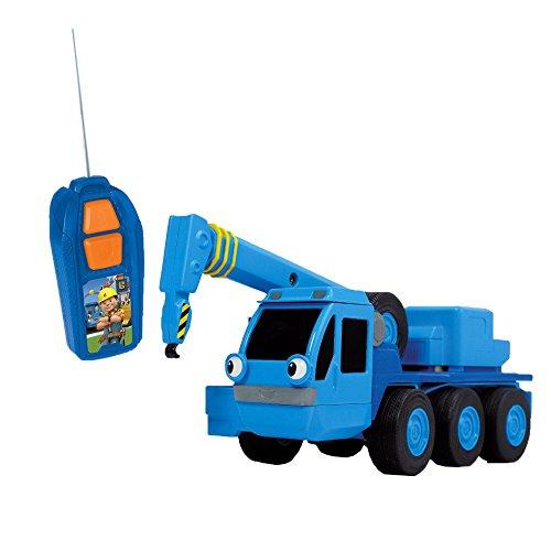 RC Auto kaufen Spielzeug Bild: Dickie Toys 203133002 - RC Bob der Baumeister Heppo, ferngesteuerter Kran, Spielzeugkran, Hebekran, 20 cm*