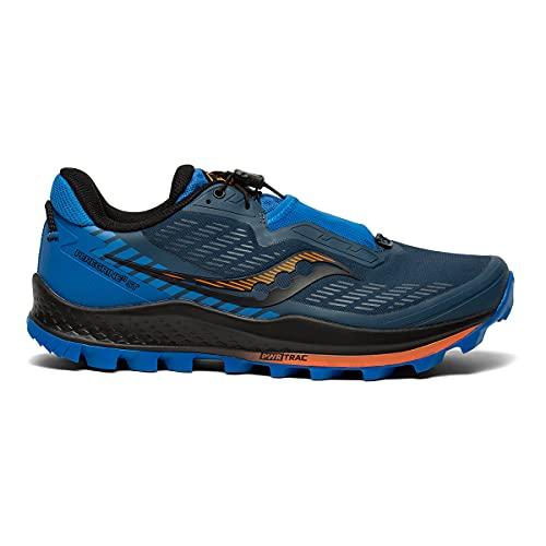 Saucony Peregrine St 11 Zapatillas de Trail Running para Hombre Azul 40.5 EU