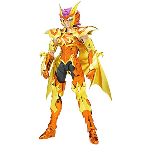 Geyang Saint Seiya Cloth Myth Ex Scylla IO Marina PVC Metal Armor Collection Action Figure Jouet Cadeau Télévision Marina Scylla