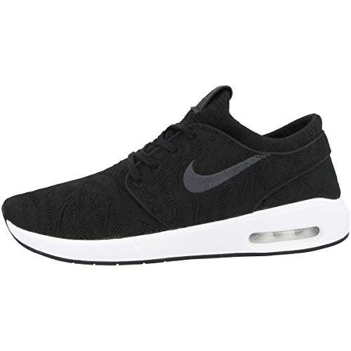 Nike Mens SB AIR MAX Janoski 2 Walking Shoe, Black Anthracite White,43 EU