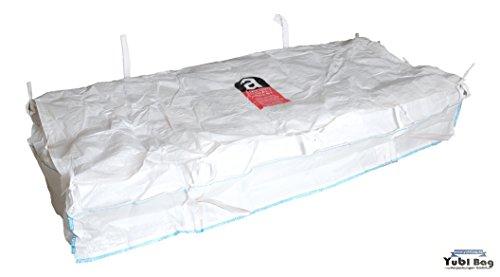 5 Stück Asbest PLATTEN BAG 260 x 125 x 30 cm