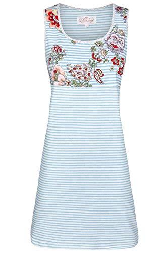 Ringella Bloomy Damen Nachthemd Kurzarm 9251001
