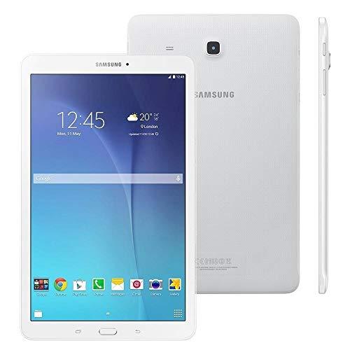 Samsung T560 Galaxy Tablet, Display-9.6, Prozessor mit 1,3GHz, 1,5GB RAM, 8GB HDD, WLAN, weiß - italienische Version