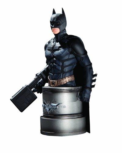Dark Knight Rises Batman With EMP Rifle Bust