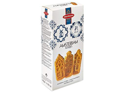 Daelmans 16 Amsterdam Kekse, Box 140g, 1er Pack